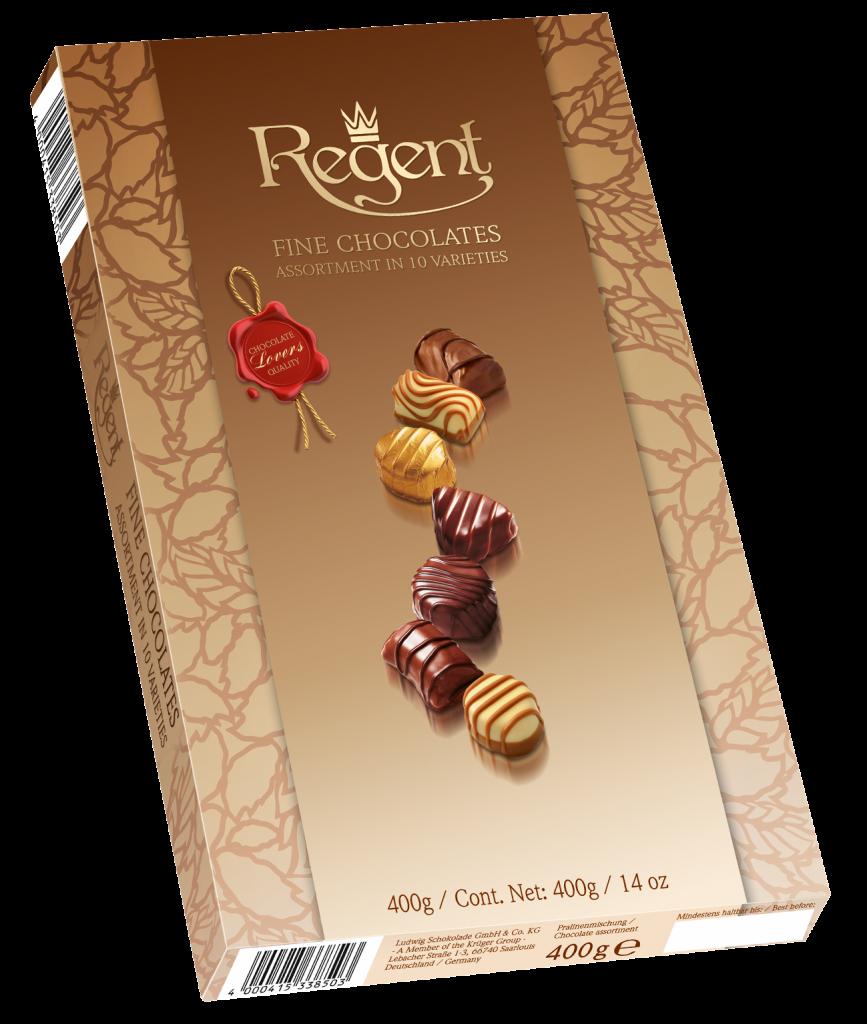 Regent fine chocolates цена